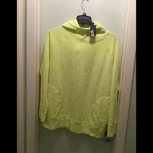 Polo Ralph Lauren Neon Yellow Hoodie Men's NWT